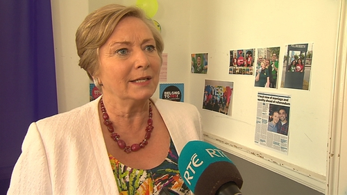Tánaiste Frances Fitzgerald said the Garda Commissioner will comment on the controversy