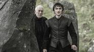Sinead Brennan reviews the 5th episode of Game of Thrones season 6 - The Door.