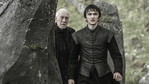 The Three-Eyed Raven and Bran had quite a rough ride this week