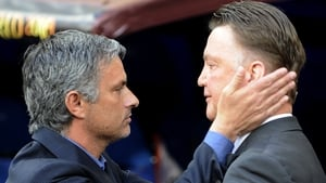 Jose Mourinho replaced Louis van Gaal at Old Trafford