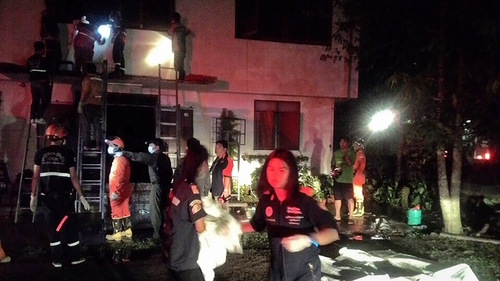 Two of the injured were in a critical condition