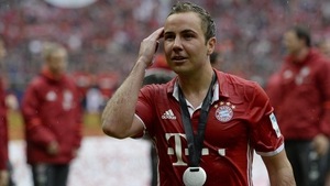 Mario Gotze had been linked with Liverpool