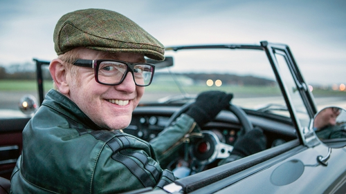 Former Top Gear host Chris Evans