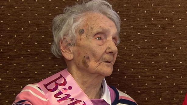 103rd birthday celebrations in Carlow