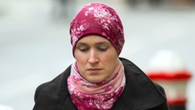 Lorna Moore converted to Islam in 2002