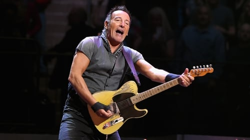 Bruce Springsteen is taking to the stage early - but when will he finish?