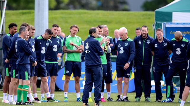 O'Neill lauds 'magical' McGeady as big calls loom