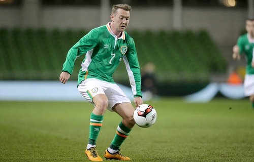 Aiden McGeady ends his miserable stay at Everton