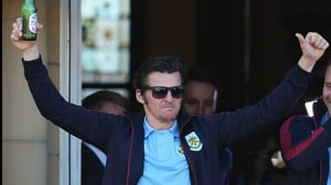 Joey Barton is heading to Glasgow