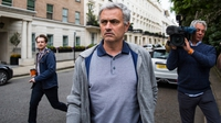Report: Mourinho agrees personal terms with United