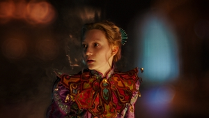 Mia Wasikowska returns as Alice for another adventure