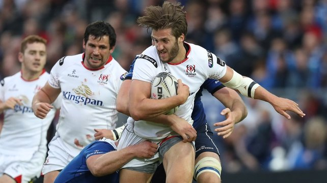 Ulster centre McCloskey signs contract extension