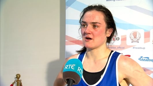 Kellie Harrington - Boxing and the Olympics