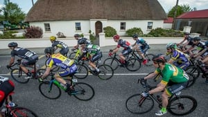 The Rás travelled from Charleville to Dingle on Stage 3