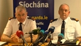 RTÉ News: Garda press conference following Dublin shooting