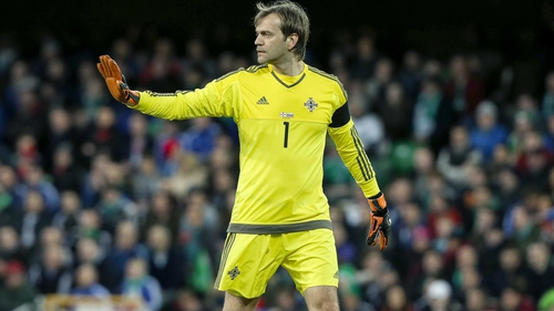 Roy Carroll returns to the Northern Ireland fold