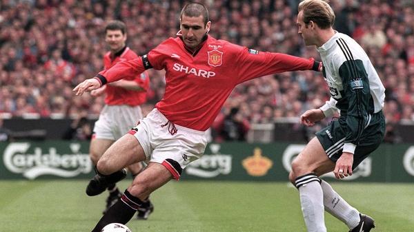 Eric Cantona: 'Guardiola was the one to take it. He is the spiritual son of Johan Cruyff'