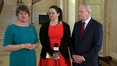 Claire Sugden named as NI justice minister