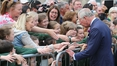 Prince Charles makes official visit to Donegal