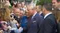 One News Web: Prince Charles on visit to Donegal