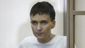 A Russian court had sentenced Nadiya Savchenko to 22 years in jail