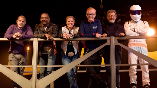 The new Top Gear crew
