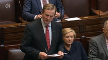 Enda Kenny said other issues raised by Alan Shatter would be addressed once ongoing litigation is resolved