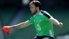Injured Harry Arter leaves Ireland squad
