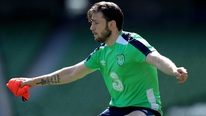 Republic of Ireland midfielder Harry Arter on what the term 'devastation' really means to him after his personal tragedy