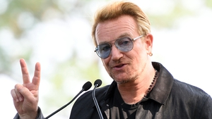 "Bono: ""Trump is the antithesis of the United States."""