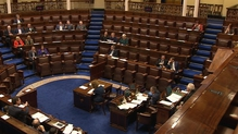 The Government's amendment to the motion was carried by 60 votes to 39