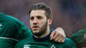 McCloskey has been left out of Ireland's 32-man squad for the tour of South Africa