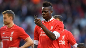 Mario Balotelli: 'I want to stay with Milan because I was not happy at Liverpool and don't want to go back.'
