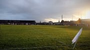 It was a dramatic evening at Cusack Park
