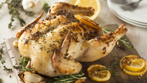 The quality of the chicken is really important in this recipe.