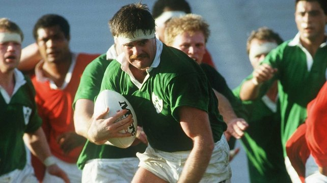 Anderson out to unearth Ulster 'golden generation'