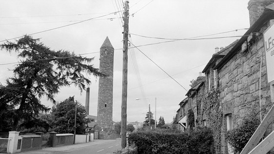 Round Tower Clondalkin (1985)