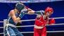 VIDEO: Harrington coasts into World boxing final