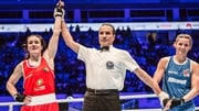 Kellie Harrington is going for gold in Astana