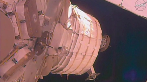 It's hoped that another attempt could be made to expand the BEAM habitat on Friday morning