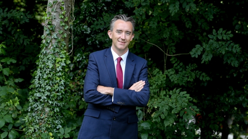 Fergal Leamy has been Coillte's CEO for more than four years