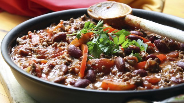 A simple and tasty chilli.