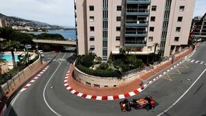 Daniel Ricciardo navigates the Monte-Carlo circuit
