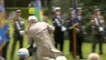 Six One News Web: Canadian ambassador tackles protestor at 1916 event