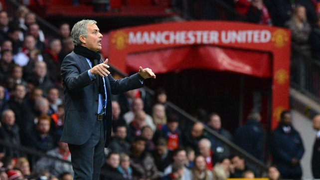 Jose Mourinho and Manchester United agree deal