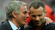 It remains to be seen if Ryan Giggs will have a role to play under Jose Mourinho