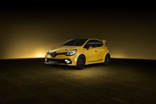 The RS 16 is the fast car ever produced by Renault Sport