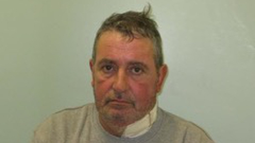Michael Purcell told investigating officers 'I killed the woman next door, just let me die'