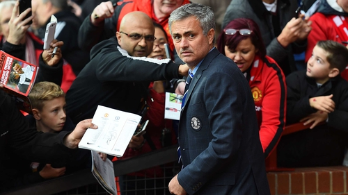 Jose Mourinho: 'Giant clubs must be for the best managers and I think I am ready for it.'