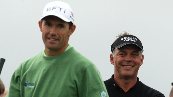 Harrington has been chosen as a Ryder Cup vice-captain for the second time